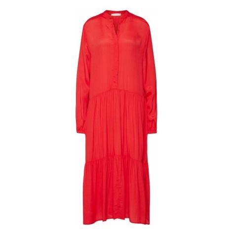 MOSS COPENHAGEN Sukienka koszulowa 'Carol Miram' czerwony