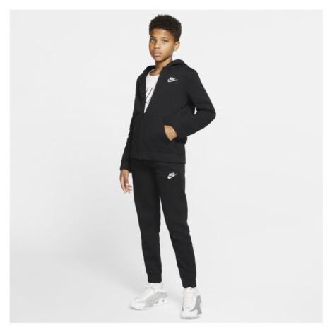 Dres dla dużych dzieci (chłopców) Nike Sportswear - Czerń