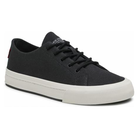Sneakersy LEVI'S® - 233032-634-59 Regular Black Levi´s
