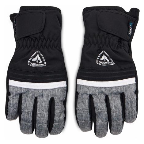 Rękawice narciarskie ROSSIGNOL - Jr Tech Impr G RLJYG01 Heather Grey 280
