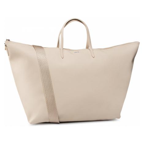 Torebka LACOSTE - Travel Shopping Bag NF1947PO Fog D47