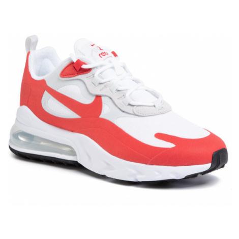 Nike Buty Air Max 270 React CW2625 100 Czerwony