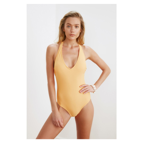 Trendyol Peach Back – kostiumy kąpielowe