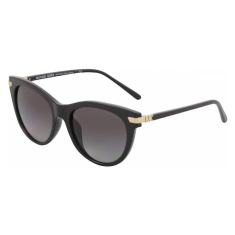 Michael Kors Okulary przeciwsłoneczne '0MK2112U' złoty / czarny