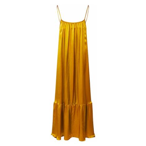 IBlues Sukienka 'RIALTO' żółty