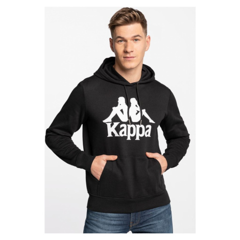 Bluza Kappa Taino Hooded Sweatshirt Unisex 705322-19-4006 Black