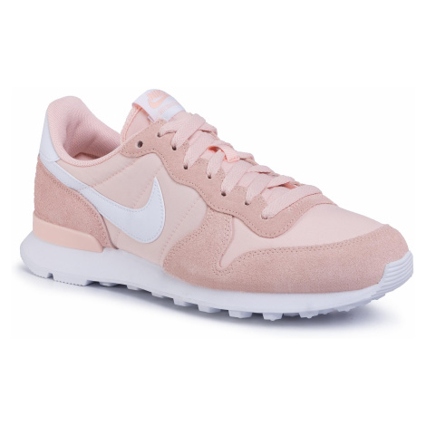 Buty NIKE - Internationalist 828407 619 Washed Coral/White