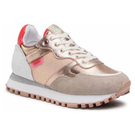 Sneakersy LIU JO - Wonder 1 BA1049 PX134 Gold 00529