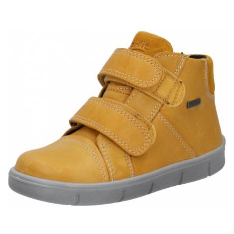 SUPERFIT Buty dziecięce 'ULLI' złoty żółty