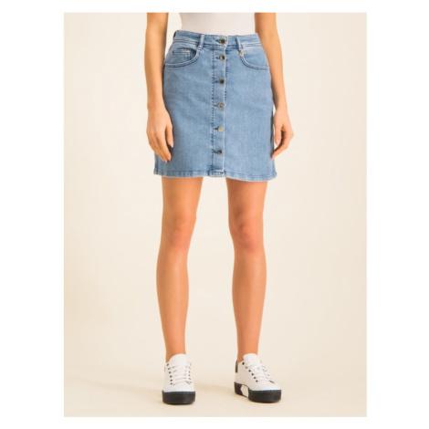 Spódnica jeansowa Pennyblack