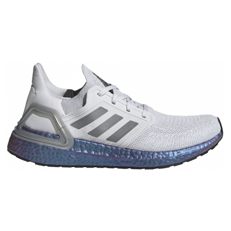 Adidas ULTRABOOST 20 W Biało-Szare