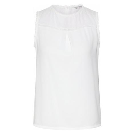 ONLY Bluzka 'CHERRY' biały