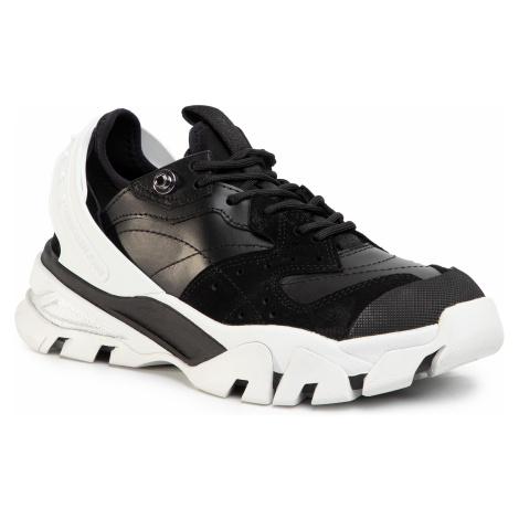 Sneakersy CALVIN KLEIN JEANS - Clarice B4R0882 Black