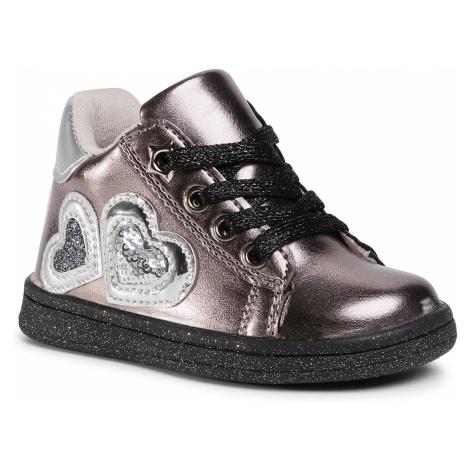 Sneakersy NELLI BLU - CM2734-04 Silver