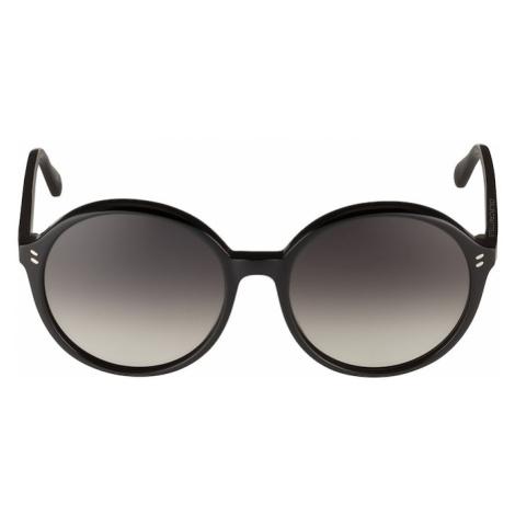 Stella McCartney Okulary przeciwsłoneczne 'SC0084S 56' szary / czarny