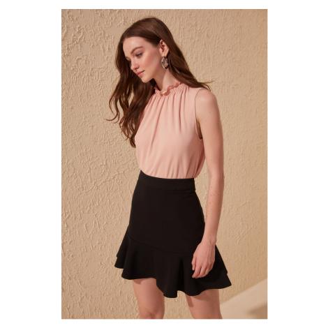 Women's skirt Trendyol Frill Detailed