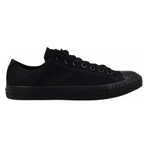 Converse Chuck Taylor All Star Low All Black Damskie Czarne (M5039-W)