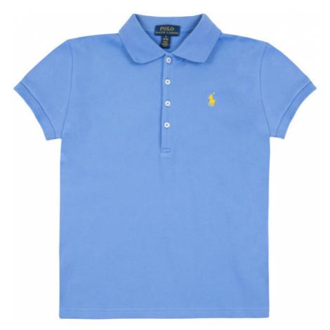 Polo Ralph Lauren Polo Interlock 312698589 Niebieski Regular Fit