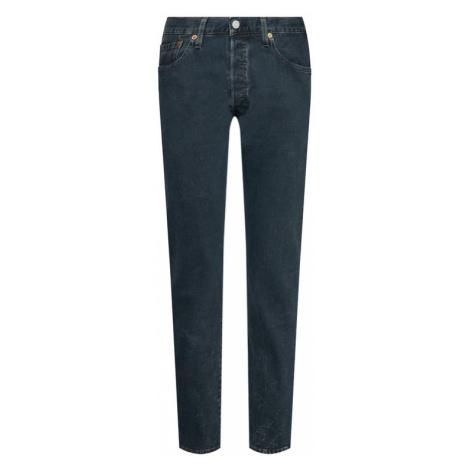 Levi's® Jeansy 501® 00501-3140 Granatowy Original Fit Levi´s