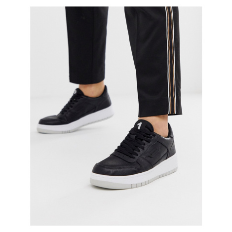Pull&Bear trainers with chunky sole in black Pull & Bear