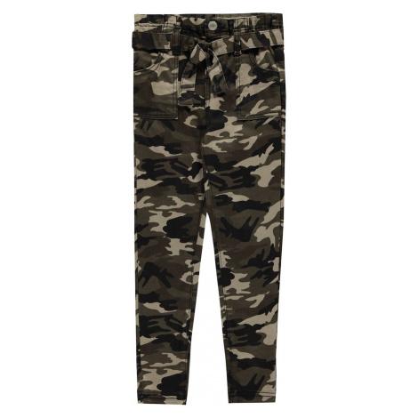 Firetrap Camo Trousers Junior Girls