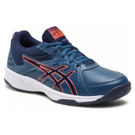 Buty ASICS - Court Slide Gs 1044A007 Mako Blue/Peacot 413