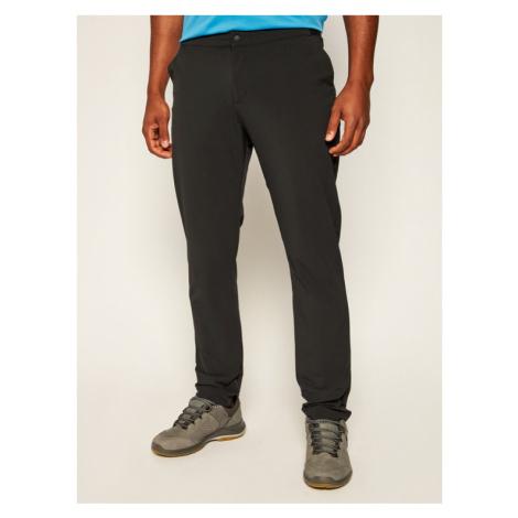 Jack Wolfskin Spodnie outdoor JWP 1505641 Czarny Regular Fit