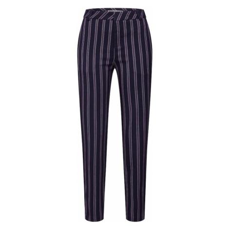 Gestuz Spodnie ciemny niebieski / mieszane kolory