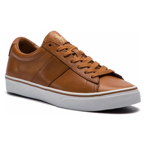 Tenisówki POLO RALPH LAUREN - Sayer 816702987005 Polo Tan