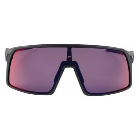 OAKLEY Okulary sportowe 'SUTRO' czarny / czerwony