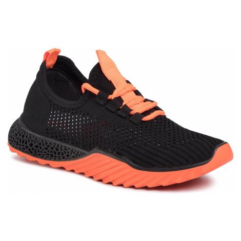 Sneakersy JENNY FAIRY - WS618-01 Black