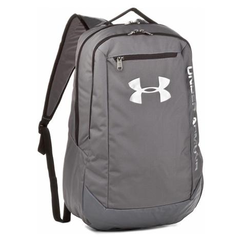 Plecak UNDER ARMOUR - Ua Hustle Backpack 1273274-040 Ldwr/Gph/Gph/Slv