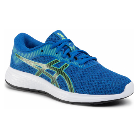 Buty ASICS - Patriot 11 Gs 1014A070 Tuna Blue/Black 401