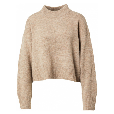 Gina Tricot Sweter 'Maggie' beżowy