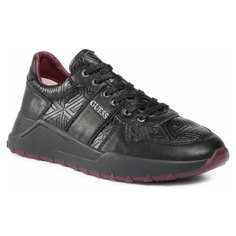 Sneakersy GUESS - Lucca FM8LCV PEL12 BLACK