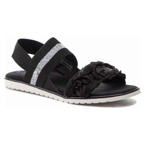 Sandały BUGATTI - 431-47882-5950-1013 Black/Silver