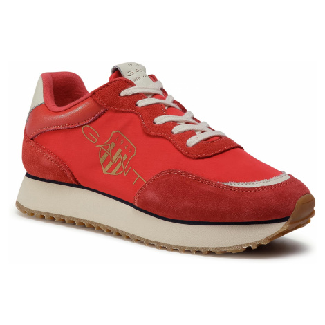 Sneakersy GANT - Bevinda 21533838 Red G51