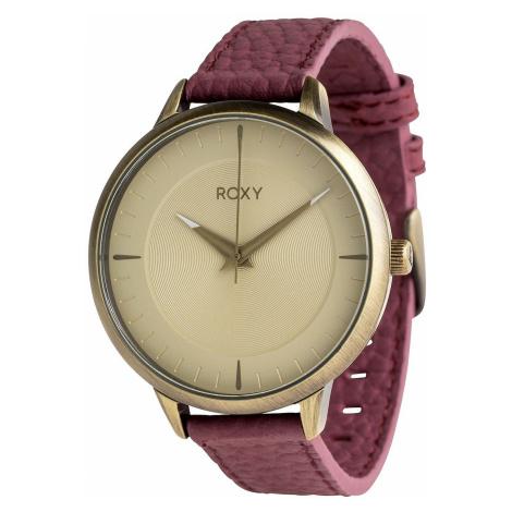 zegarek Roxy Avenue Leather - YKE0/Bronze