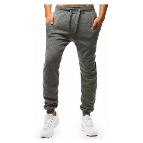 Spodnie dresowe męskie DStreet UX2396