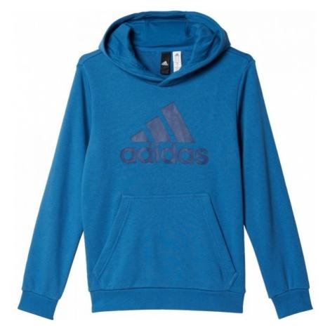 adidas ESSENTIALS LOGO HOODIE - Bluza dziecięca
