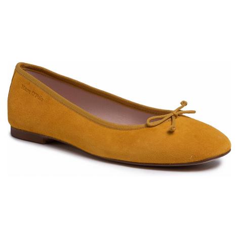 Baleriny MARC O'POLO - 002 15803001 305 Yellow 260