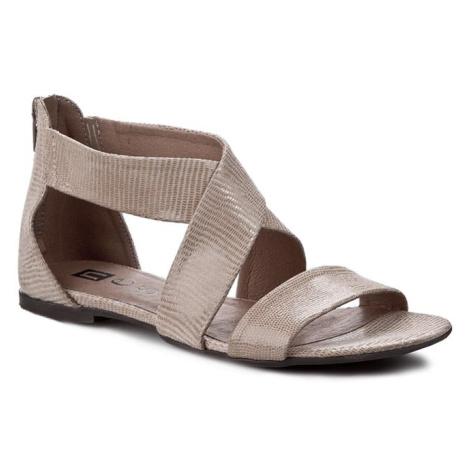 Sandały NESSI - 24101 Beż Lizaro