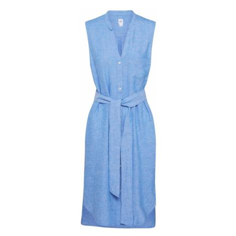 GAP Sukienka koszulowa jasnoniebieski