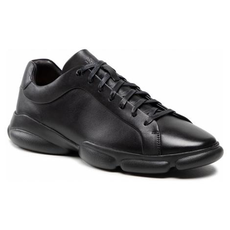 Sneakersy BOSS - Rapid 50452047 10230186 01 Black 001 Hugo Boss