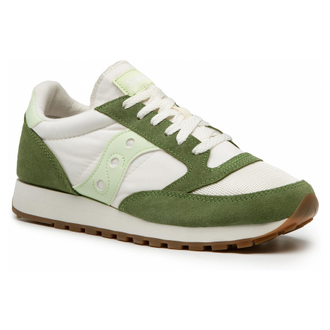 Sneakersy SAUCONY - Jazz Original Vintage S70368-115 Grn/Wht/Sea