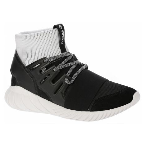 buty adidas Originals Tubular Doom - Core Black/Core Black/White