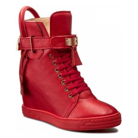 Sneakersy R.POLAŃSKI - 0832 Czerwony Lico R.Polański