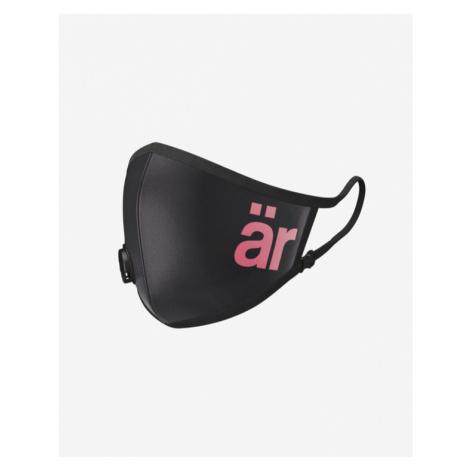 är Big Logo Maska z zaworkiem i nanofiltrem Czarny