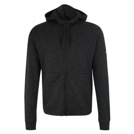 ADIDAS PERFORMANCE Bluza rozpinana sportowa czarny