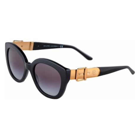 RALPH LAUREN Okulary przeciwsłoneczne '0RL8185' czarny / złoty